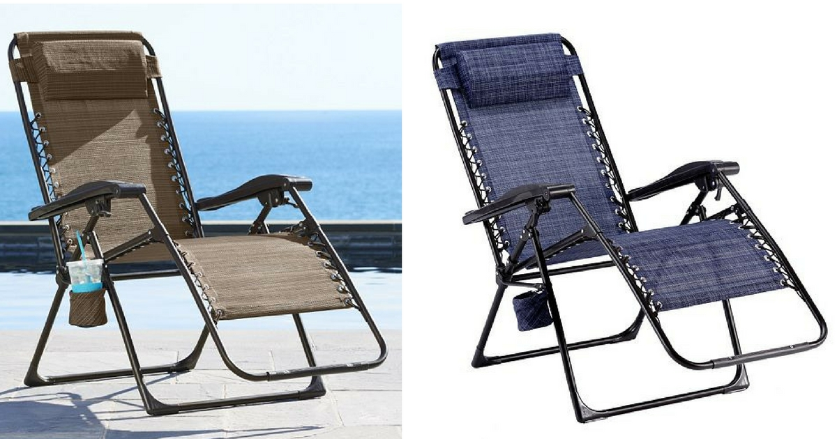 Sonoma Outdoors Antigravity Chair Anti Gravity Our Designs