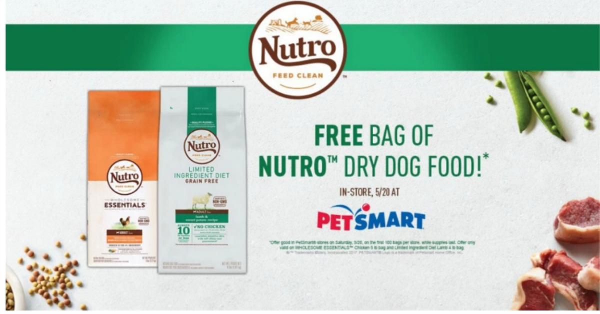 free nutro dog food fb