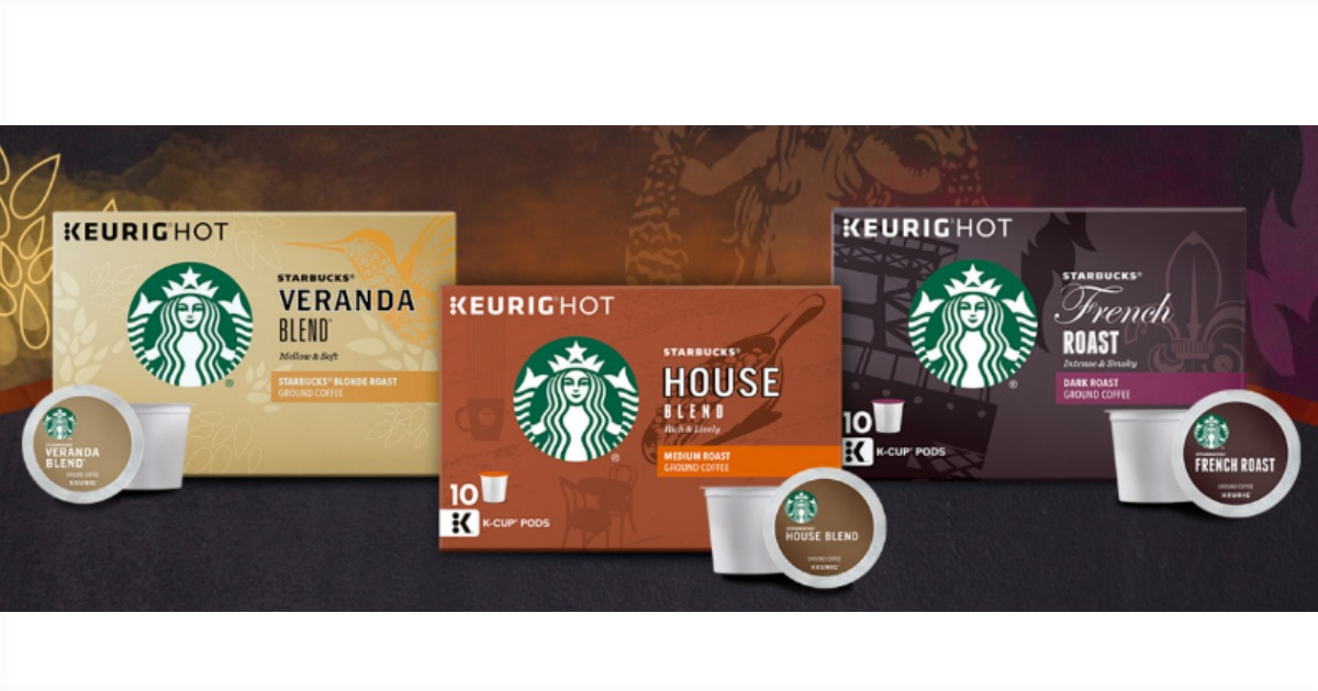 starbucks kcup free fb