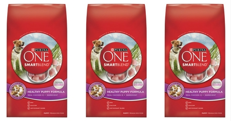 Purina ONE SmartBlend Dry Dog Food 8 Lb Bags (1)