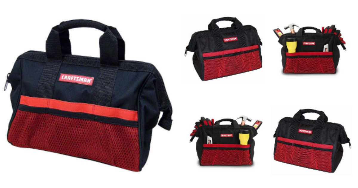 craftsman 13 inch tool bag fb
