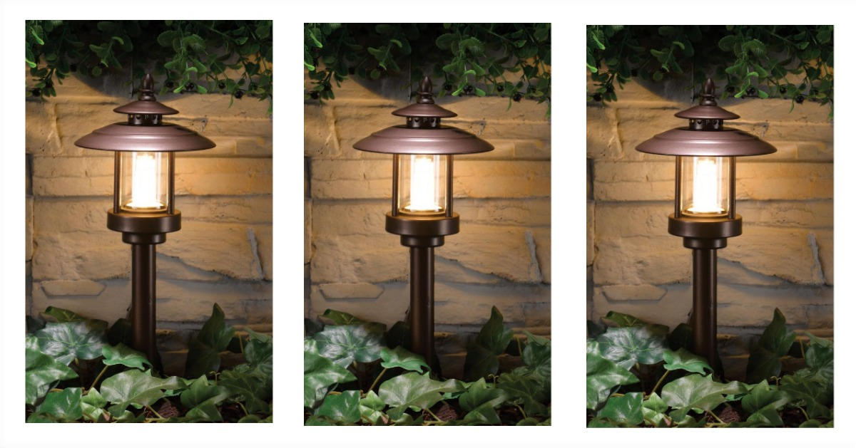 Light Your Way To Home For Head Depot Where They Have These Low Voltage 1 2 Watt Remington Bronze Outdoor Integrated Led Landscape Path