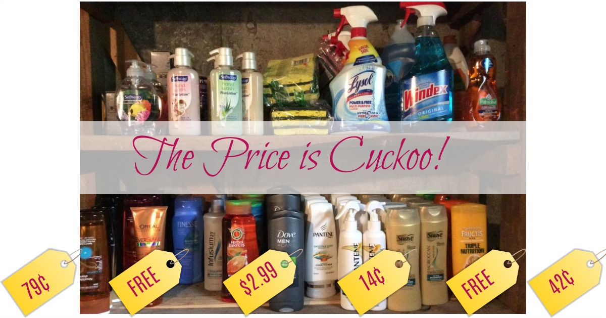 The price is cuckoo main fb