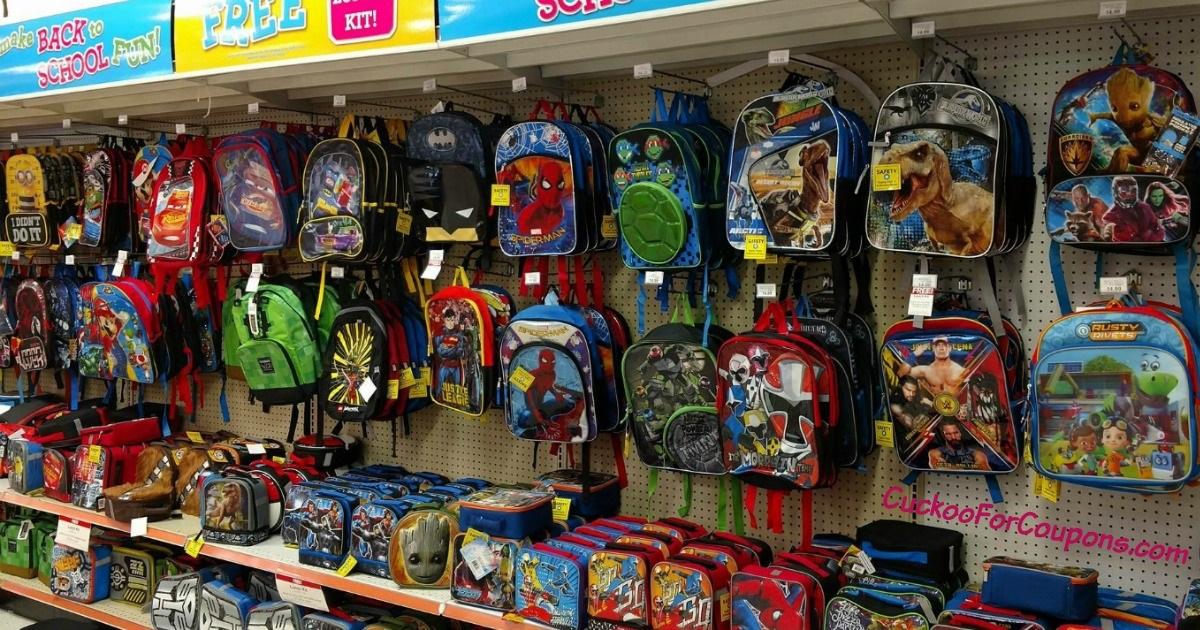 Toys R Us Boys Toys 7 10 : Toys r us free lunch kit wyb a backpack value