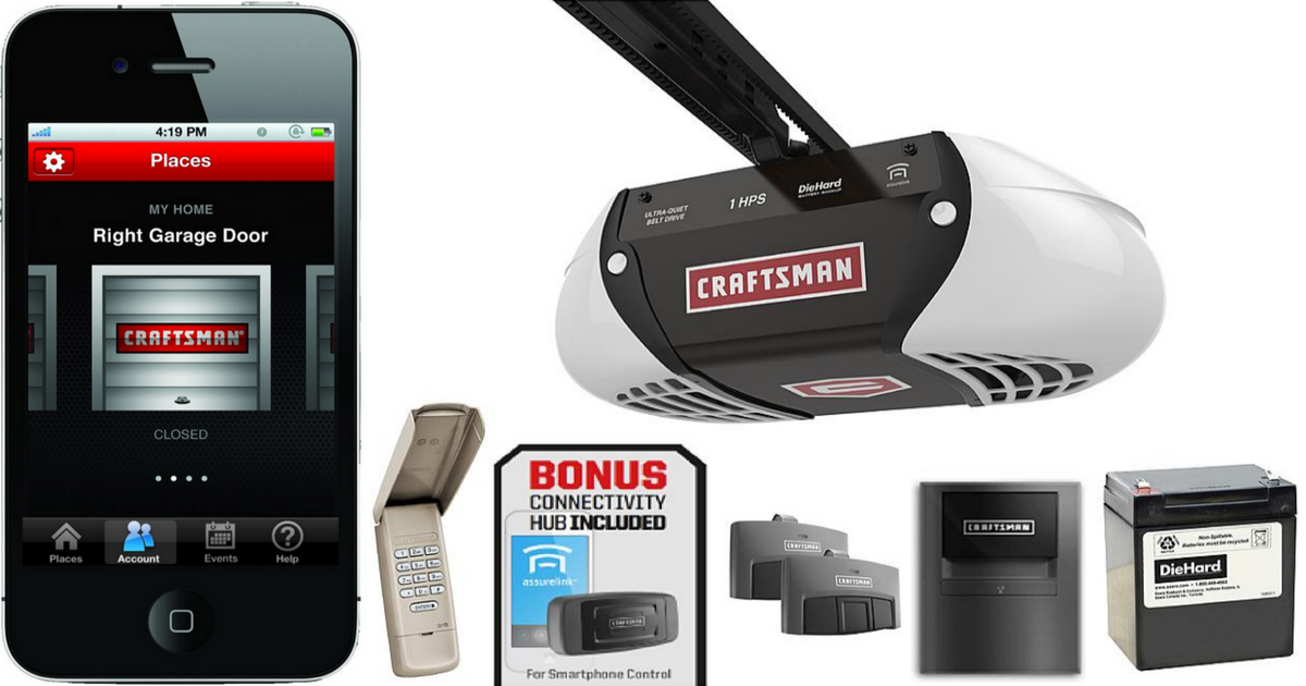 craftsman-garage-door-opener