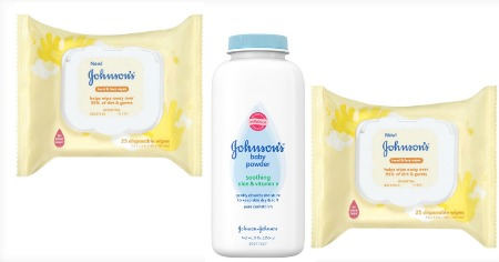 johnsons baby products featured