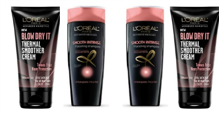 l'oreal shampoo & styler featured