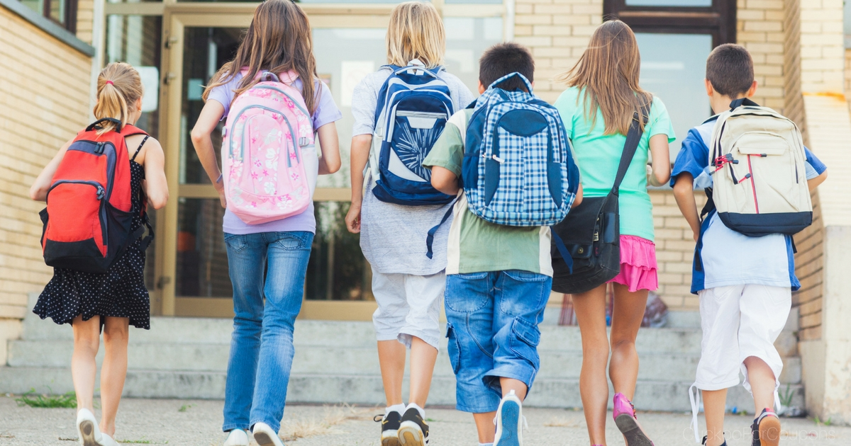10 Tips to Get the Kids Back to School for Less