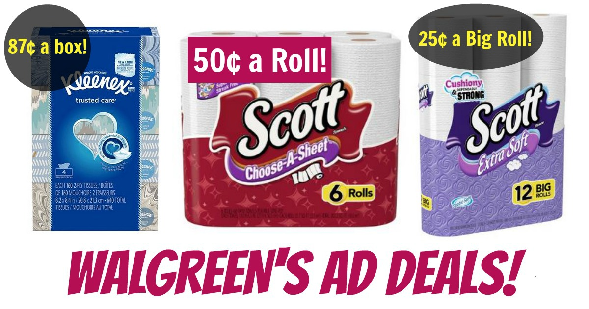 Walgreens Ad Deals