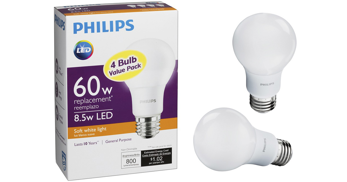 Switch to energy saving LED light bulbs and experience long lasting, quality light. An LED bulb can last up to 22 years, eliminating the hassle of frequent bulb replacement. And, they use up to 90% less energy than standard incandescent bulbs. Watch the video to learn more.