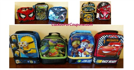 Lunch Bags & Backpacks Feature