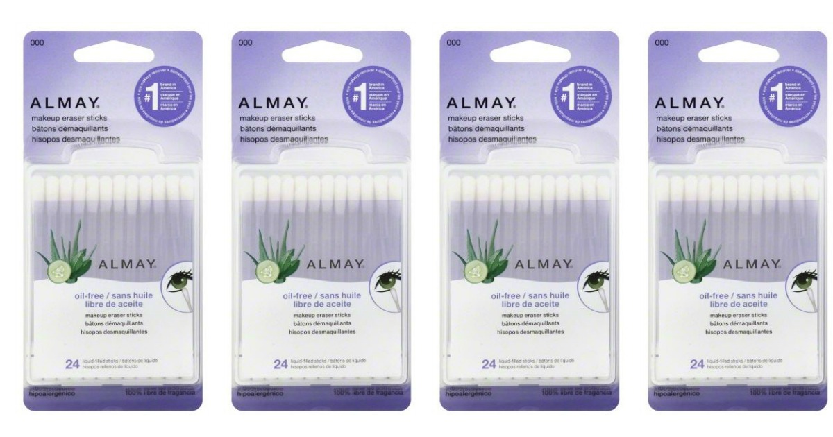 Coupons for almay makeup remover