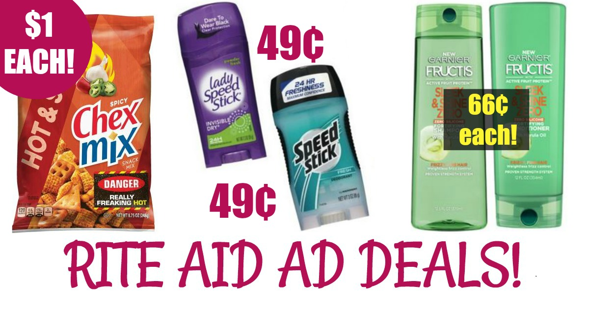 Spend less at the drug store with Rite Aid store deals coupons, promotions, and more on all the things you buy for yourself and your family.