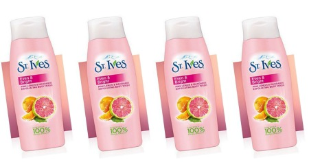St Ives Body Wash 1