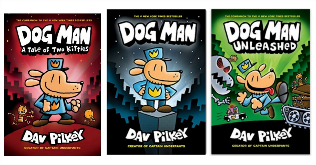 dog man books fb