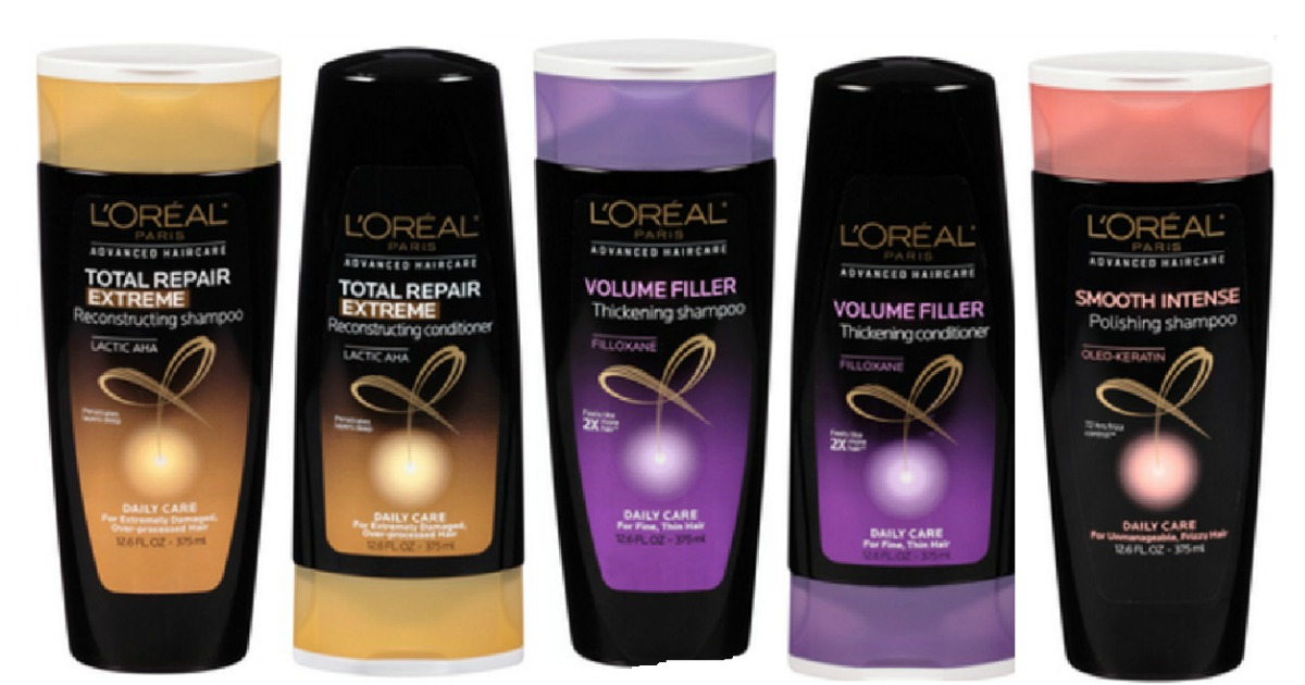 l'oreal advanced fb