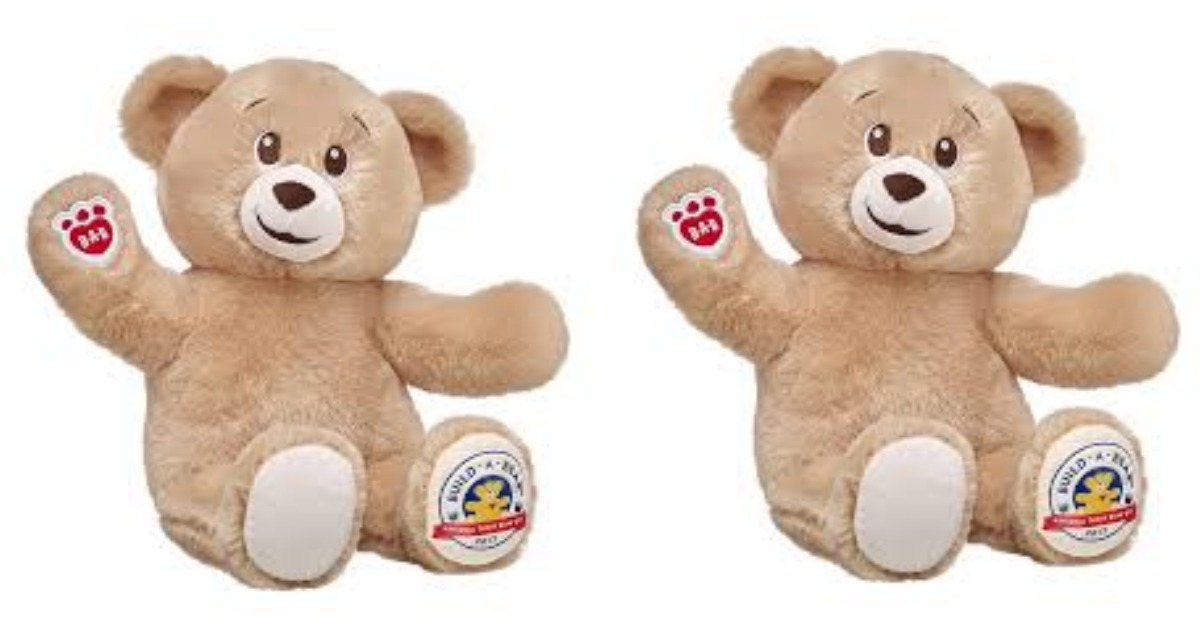 Build-A-Bear: $5.50 Teddy Bears! In-Store Only! 9/8 & 9/9!