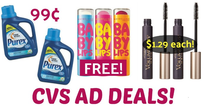 CVS Ad Deals 2