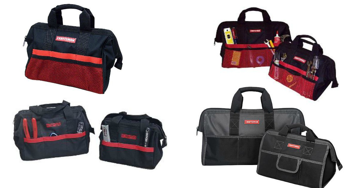 Sears Has The Craftsman Tool Bags On Shipping Is Free For In Pickup Or Orders Of 25 If Available