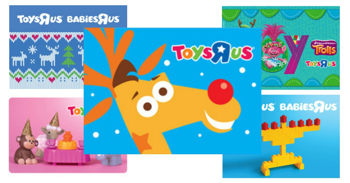 Toys R Us: $45 for a $50 Gift Card!