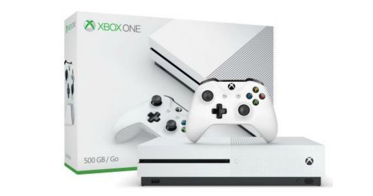 Best Buy: $189 99 XBox One S + 3 Months of Xbox Live ($300