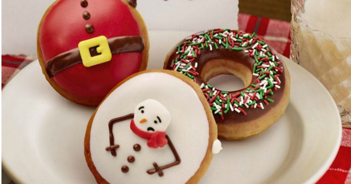 holiday donut fb