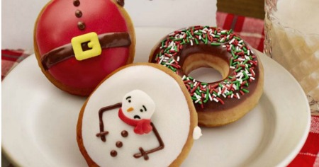 holiday donut featured