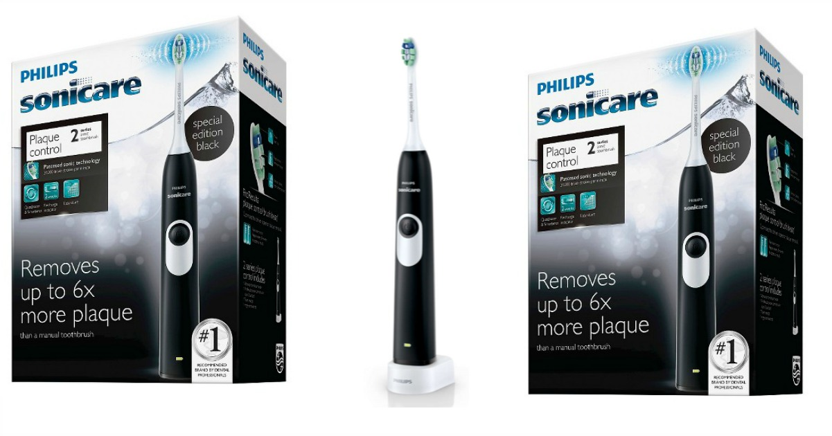 sonicare black fb