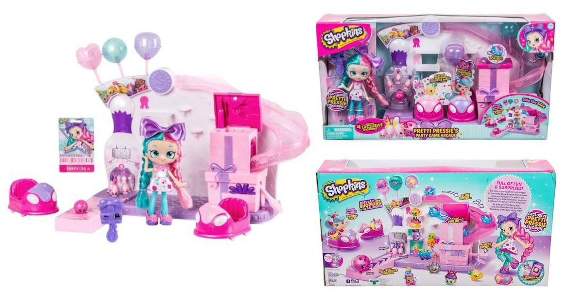 Shopkins Pretty Prissie