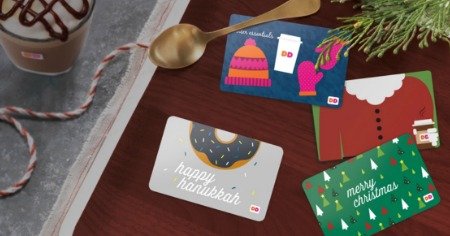 dunkin christmas featured