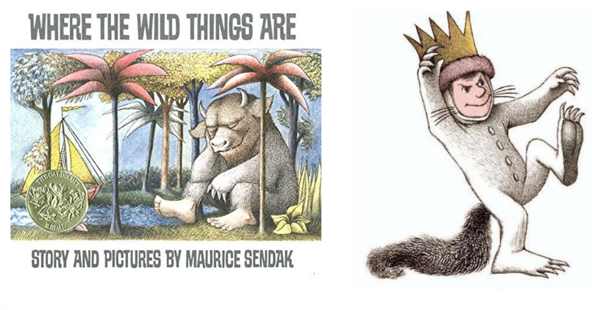 where the wild things are fb
