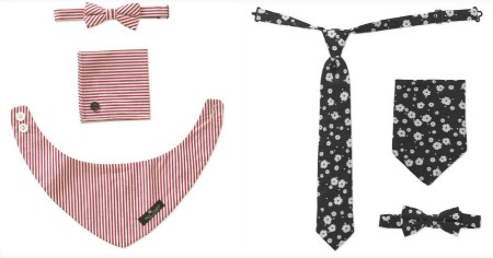 bow tie sets featured