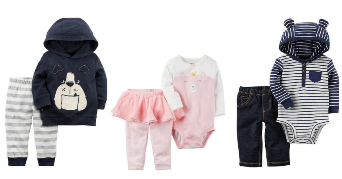 c00f69f28 Sears: $0.32 Carter's Apparel Sets + More! ($20 Value)