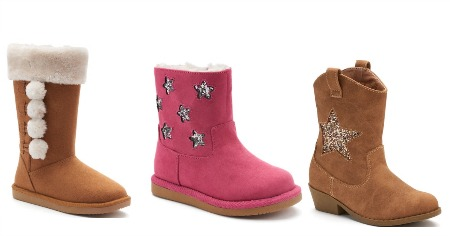 kohls kids boots featured