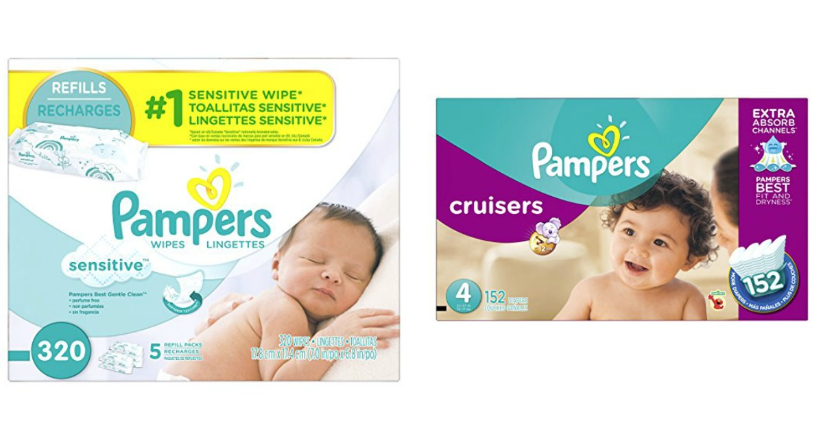 Discount coupons on pampers