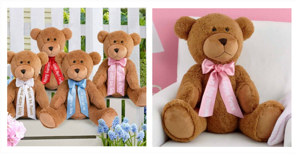Personalized Teddy Fb