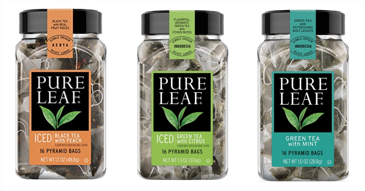 pure leaf tea fb
