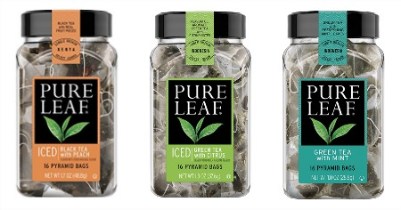 pure leaf tea featured