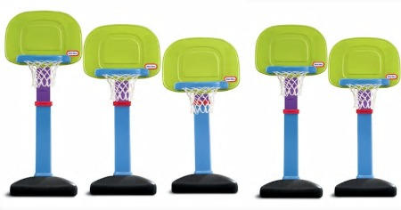 little tikes basketball featured
