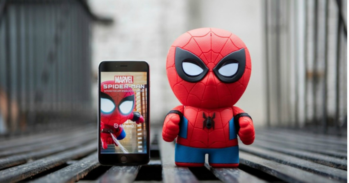 spiderman sphere fb
