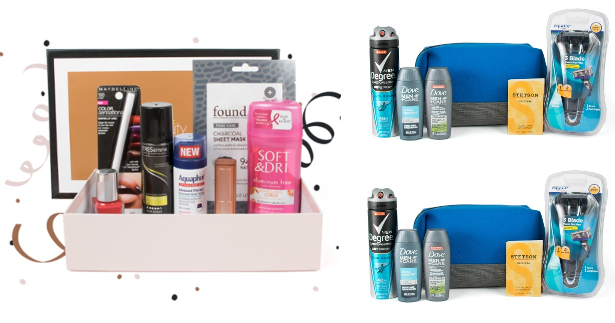 walmart beauty box fb