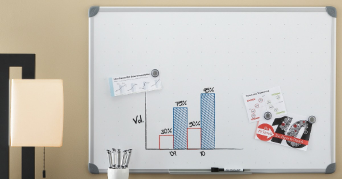 Walmart: $9.11 Dry Erase Board with Euro Frame! ($30 Value)