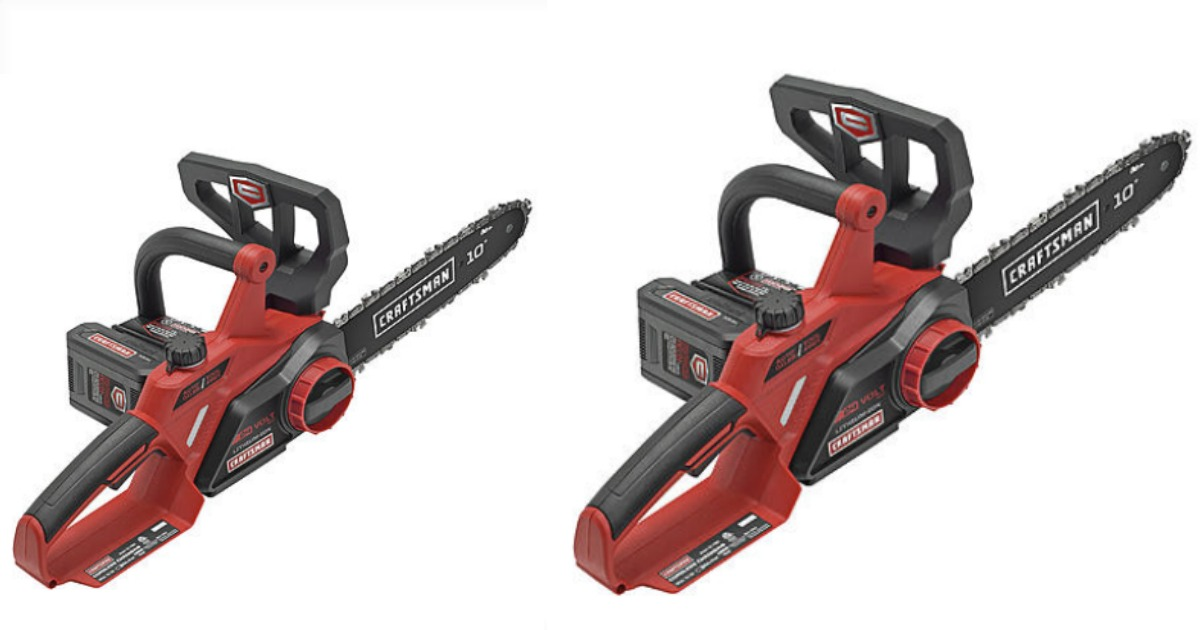 craftsman chainsaw fb