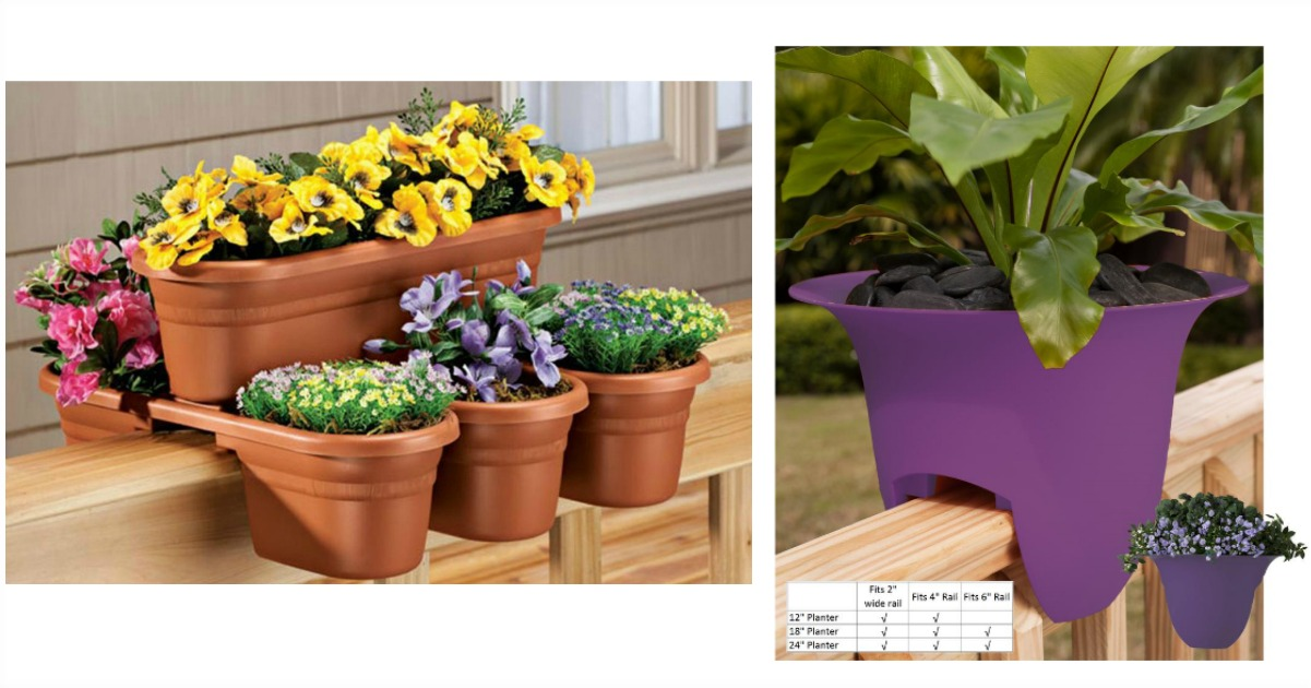 home depot planters fb