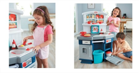 little tikes cook with me kitchen featured
