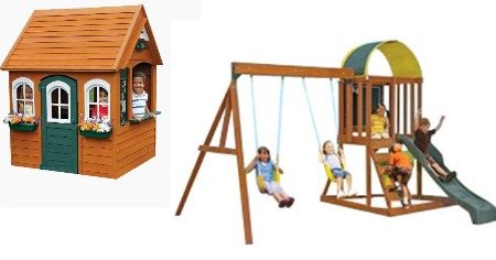 playset & house featured