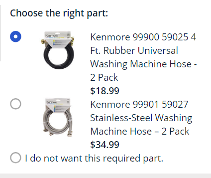 required part