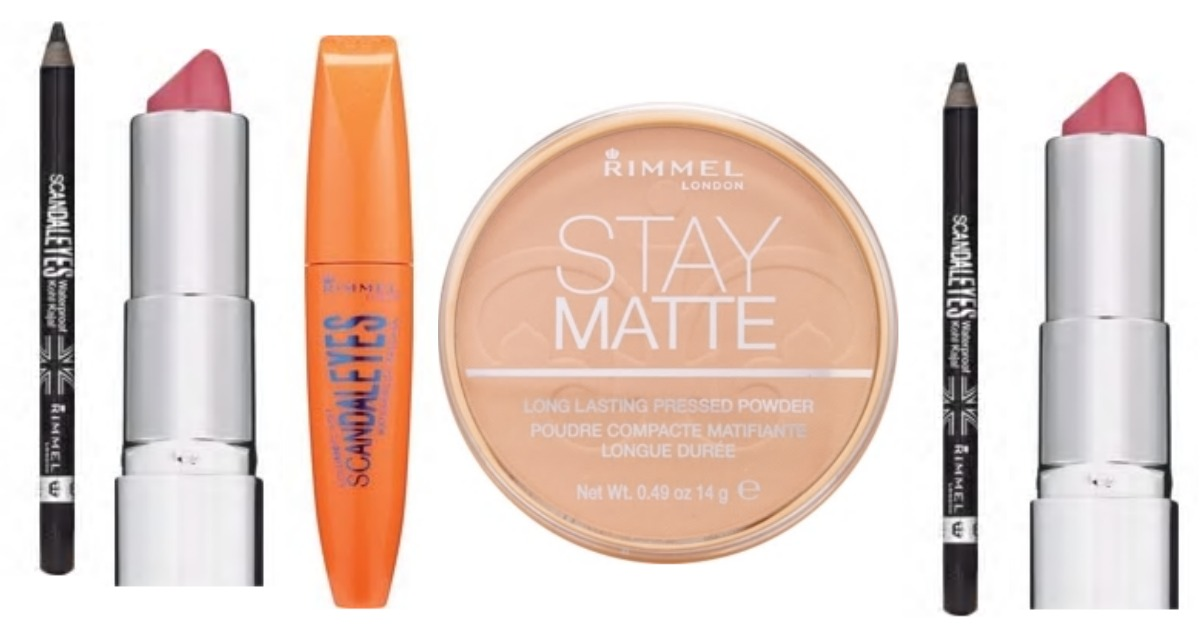 Rimmel makeup coupons printable