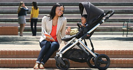 britax stroller featured