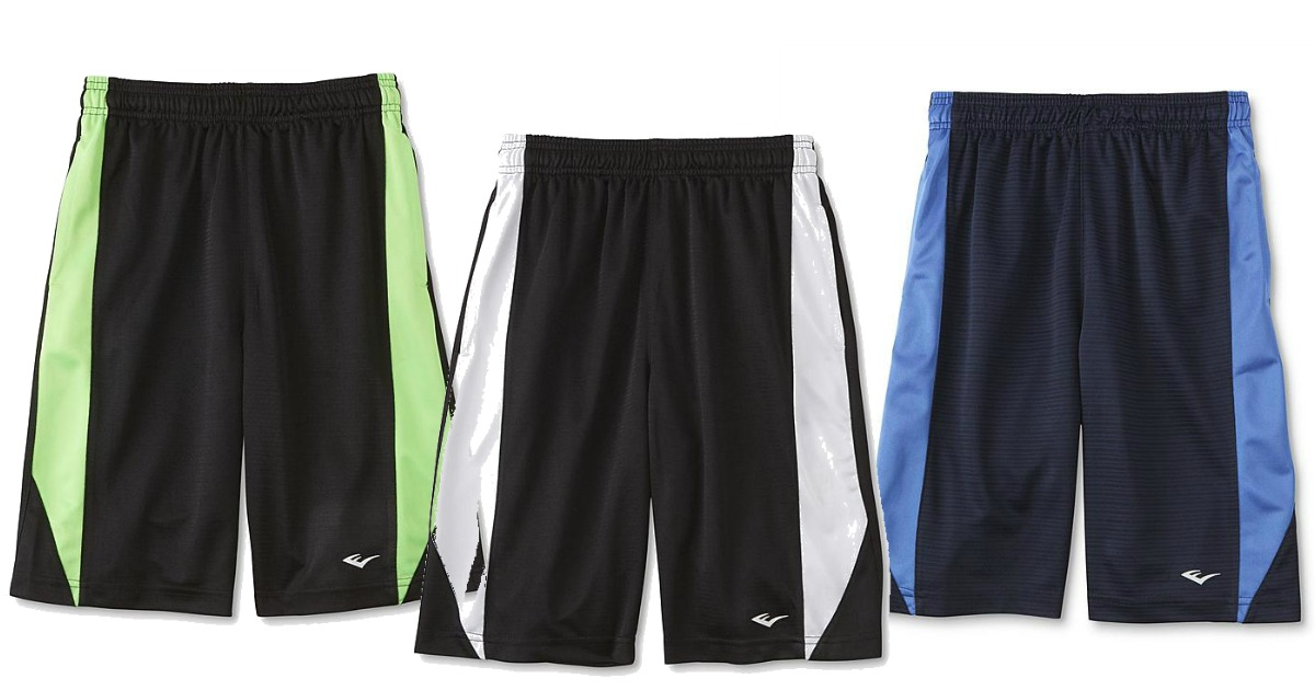 everlast boys shorts fb